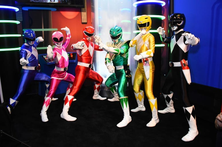 Original Power Rangers Could Reunite | THE NEW ALT 105.3