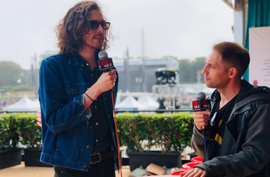 Hozier With Dallas at Outside Lands 2019