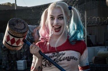 Margot Robbie as 'Harley Quinn' in 'Suicide Squad' (Photo credit: Warner Bros.)