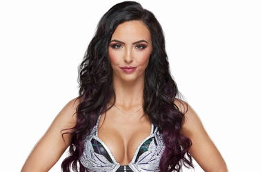 WWE's Peyton Royce (Photo credit: WWE)