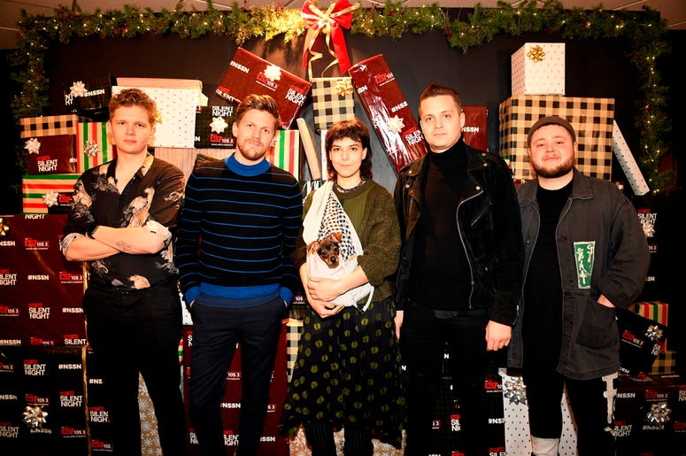 Of Monsters and Men Meet-N-Greet at Not So Silent Night 2019