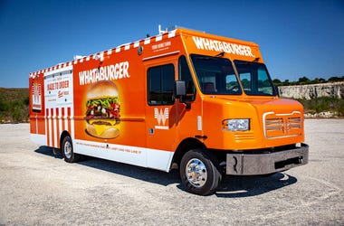 Whataburger truck