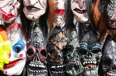 Halloween Masks