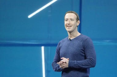 Facebook CEO Mark Zuckerberg welcomes app developers to the Facebook F8 2018 developer conference