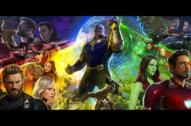 "Cast of ""Avengers: Infinity War"""