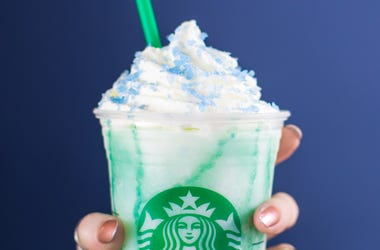 The Crystal Ball Frappuccino