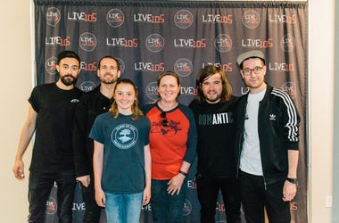 Bastille Meet-N-Greet In The PlayStation Music Space