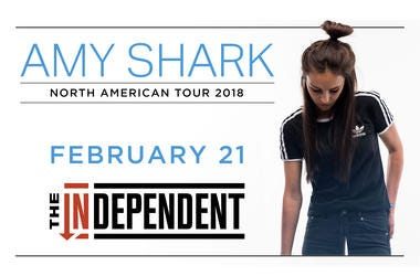 Amy Shark at The Independent