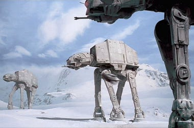 'Star Wars: Episode V- The Empire Strikes Back' (credit: 20th Century Fox/Lucasfilm/Disney)