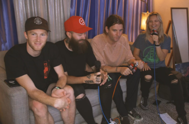 Judah and the Lion Interview with DK at Outside Lands 2019