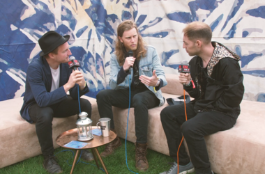 Dallas with The Lumineers at Outside Lands Music and Art Festival 2019