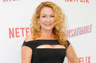"LOS ANGELES, CA - AUGUST 09: Sarah Colonna attends Netflix's ""Insatiable"" Premiere And After Party on August 9, 2018 in Los Angeles, California. (Photo by Rachel Murray/Getty Images for Netflix)"