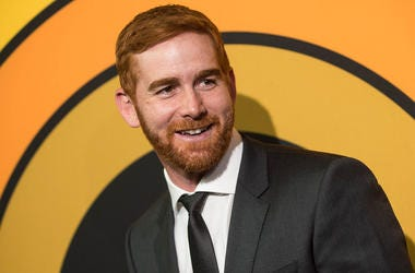 "LOS ANGELES, CA - MAY 31: Actor Andrew Santino attends the premiere of Showtime's ""I'm Dying Up Here"" at DGA Theater on May 31, 2017 in Los Angeles, California. (Photo by Emma McIntyre/Getty Images)"