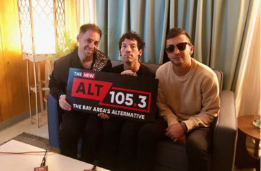 Dallas with Twenty One Pilots at Outside Lands Music and Art Festival 2019