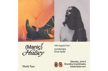 Halsey Manic World Tour