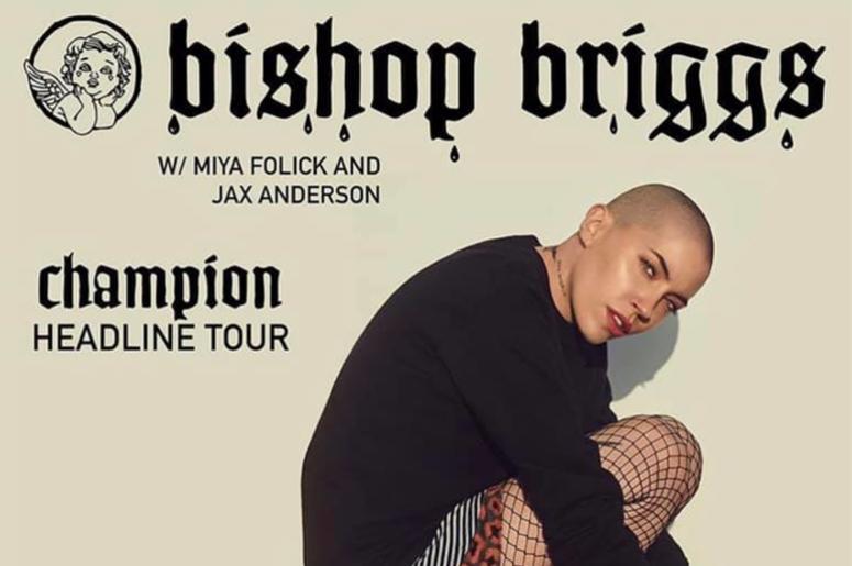 Bishop Briggs: 'Champion Tour' 2019