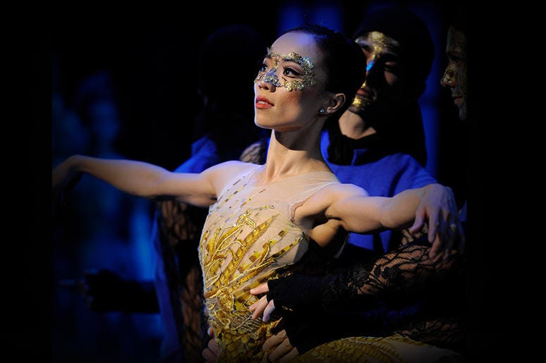 Cinderella SF Ballet