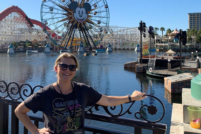 DK at Disney California Adventure
