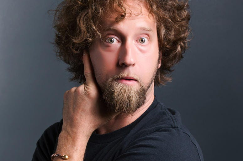 Comedian Josh Blue