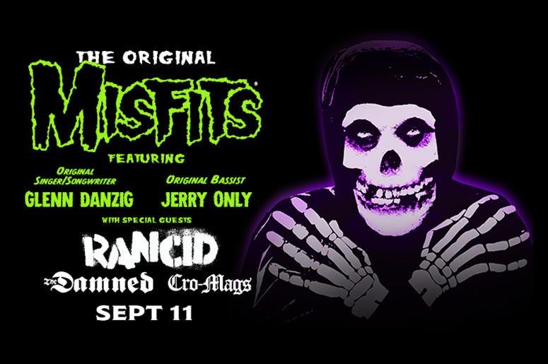 The Original Misfits at Oracle Arena