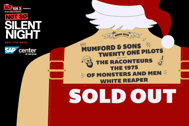 Not So Silent Night - Sold Out