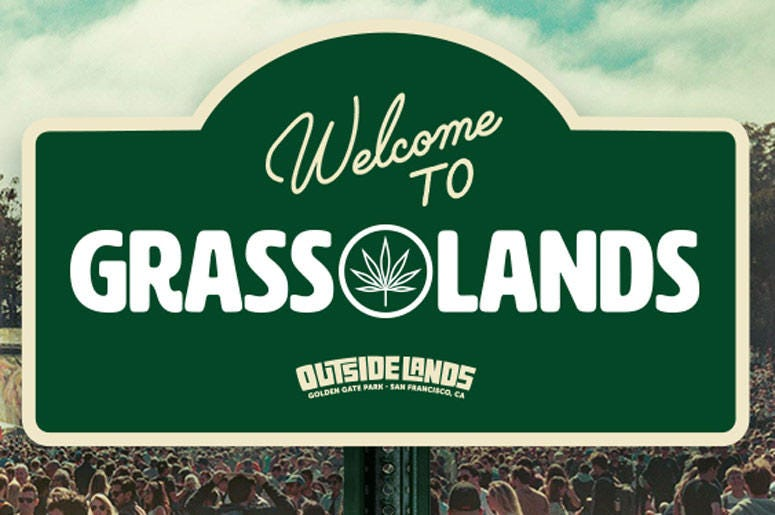 Grass Lands at Outside Lands
