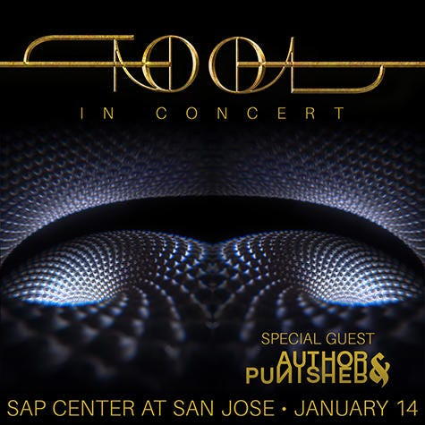 TOOL at SAP Center San Jose