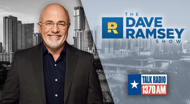 Dave Ramsey Streaming Online Radio Talk 1370 Austin