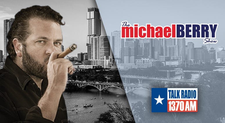 Michael Berry Listen Live Online Streaming Radio Austin