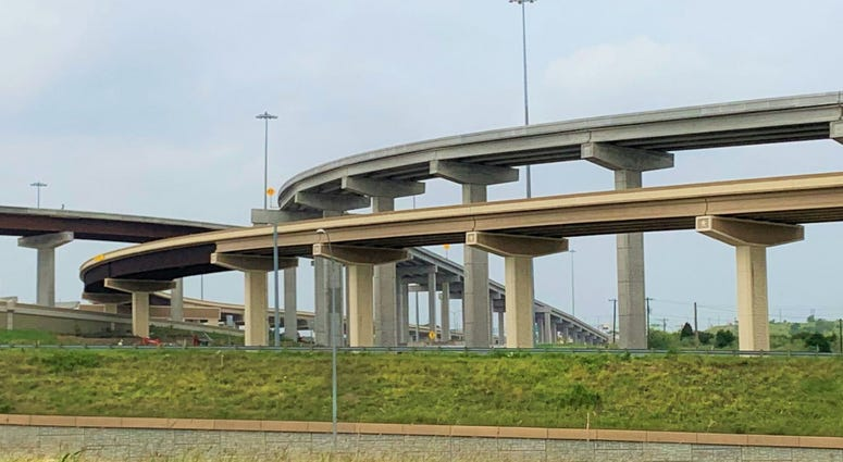 US 290 / SH 130 Flyovers