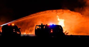 Dallas fire