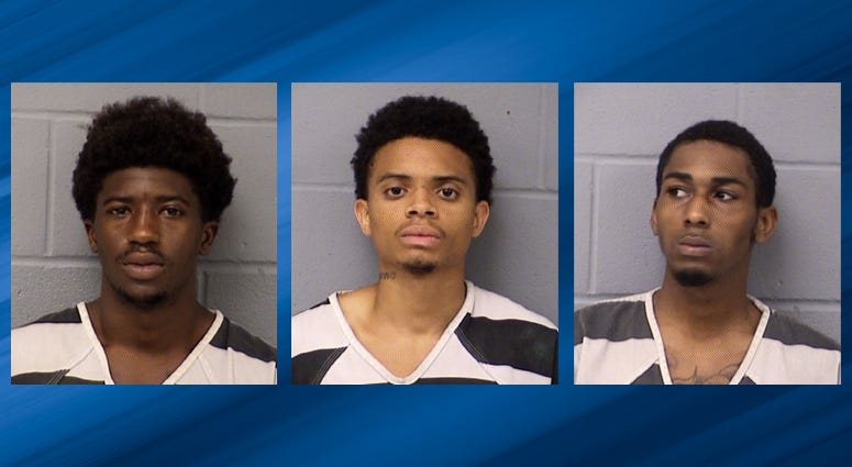 Marquis Davis, Jermaine Jones, Devlon Wardy