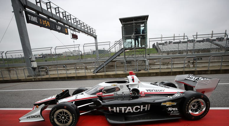 INDYCAR at Circuit of The Americas