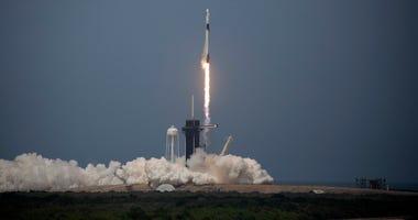 SpaceX NASA launch