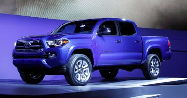 Toyota Tacoma pickup