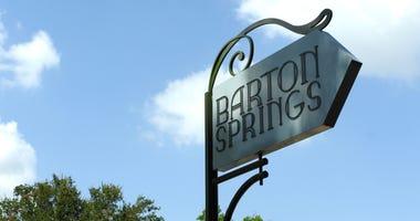 Barton Springs Pool Austin