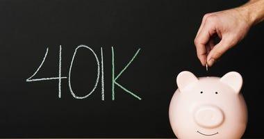 401 k as a piggy bank