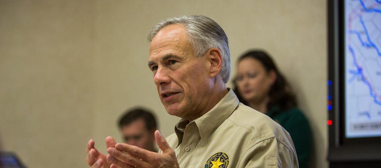 Abbott, Texas officials to give update on coronavirus