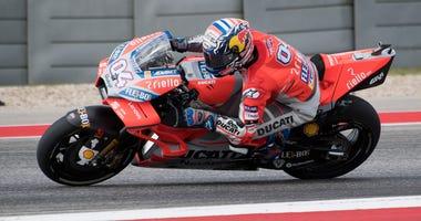 MotoGP / Andrea Dovizioso