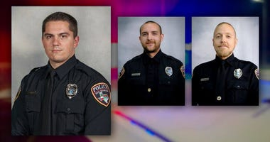San Marcos Police fallen and wounded officers