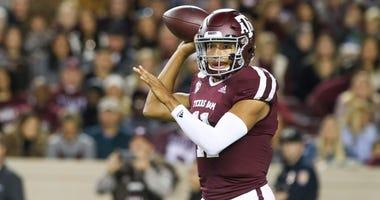 Texas A&M Football Kellen Mond