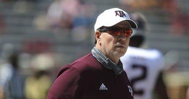 Texas A&M Football Jimbo Fisher