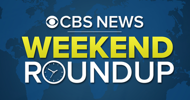 CBS News Weekend Roundup Podcast Streaming Listen Live