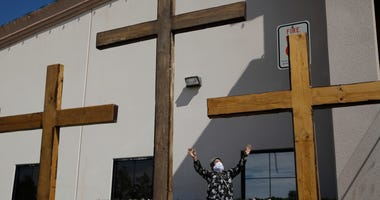 US warns Nevada governor about in-person worship limits