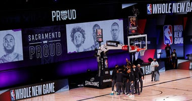 Into the unknown: NBA teams face concerns outside of bubble