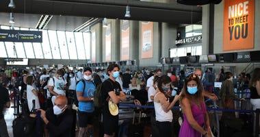 Virus flareups in Europe lead to club closings, mask orders