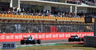 Formula 1 United States Grand Prix Circuit of the Americas