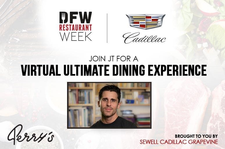 Ultimate Dining Experience – Perry's Steakhouse & Grille - Grapevine