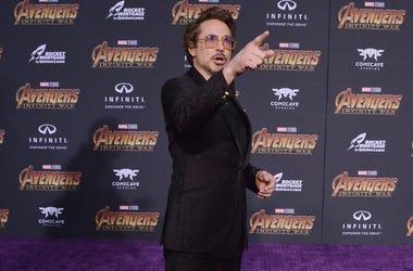 Avengers Got Matching Tattoos