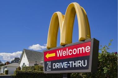 McDonalds,Drive Through,Poison,Bleach,Pod,Drink,Investigation,Size,100.3 Jack FM